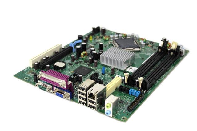 Dell Intel Optiplex 755, LGA 775/Socket T (PU052) Motherboard