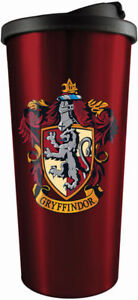 Harry Potter Gryffindor 16oz Travel Coffee Mug