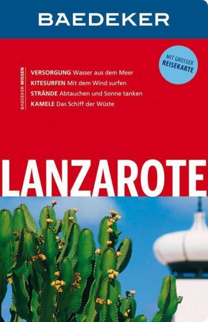 Baedeker Reiseführer Lanzarote von Eva Missler (2014, Taschenbuch)