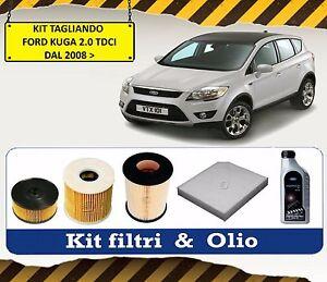 Filtri Pacchetto D/'Ispezione 2.0 TDI SEAT EXEO 3r2 3r5 120+143+170 CV