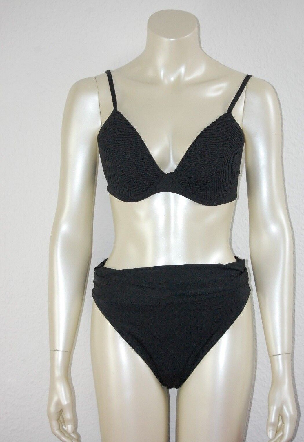 LA PERLA  DA DA DA DONNA CON STAFFA Bikini-Set Tg. 42 -- Made in   UVP  e2c8eb