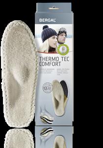 Bergal thermo-tec Comfort semelle intérieure taille 36-48 contre les pieds froids avec voûte poteau