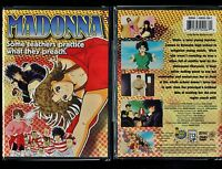 Madonna - (brand Anime Dvd 2002) - Rare, Out Of Print