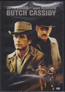 Dvd-BUTCH-CASSIDY-con-Paul-Newman-Robert-Redford-nuovo-1969
