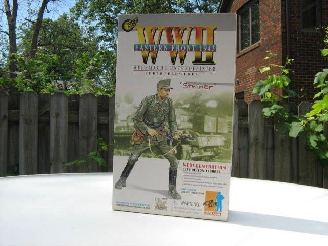 1/6 DML WW 2  GERMAN OBERFELDWEBEL,