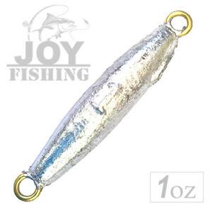 Fishing Weight Torpedo 1 oz Fishing Sinker Lead