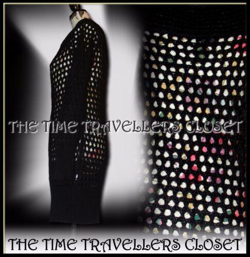 Dress Mohair Wool Knit 12 Moss 8 10 Blend Topshop Kate Black Jumper Uk E8fwfTq