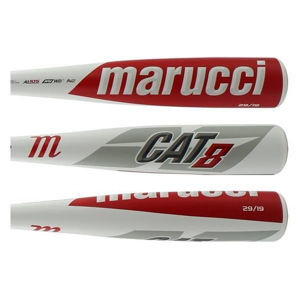 2019 Marucci CAT 8 -10 USSSA Baseball Bat  MSBC810