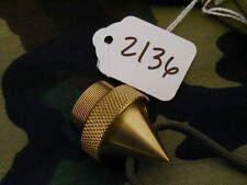 RANDALL KNIFE KNIVES #18 BRASS SKULL CRUSHER LARGE COMPASS BOTTOM   #2136
