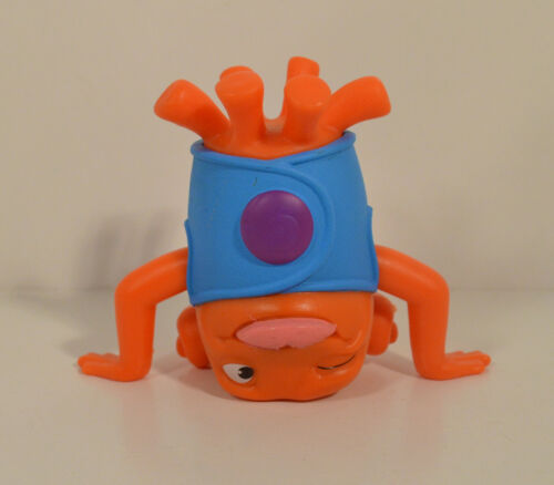 "RARE 2015 Silly Oh Orange Alien Boov 3/"" de McDonald europe Action Figure Home"