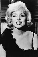 Marilyn Monroe Some Like It Hot 11x17 Mini Poster smiling