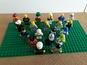 LEGO-Minifigures-10-x-aleatoire-Lego-Mini-Figures-Bundle