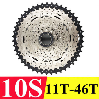 10 Speed VXM Bicycle Freewheel MTB Bike Card Type Flywheel Freewheel Cassette