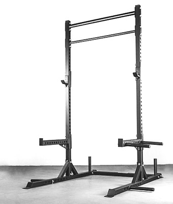 Strencor Econ SQUAT RACK Gym Bodybuilding Adjustable Weight Stand