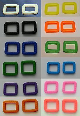 Household Supplies & Cleaning 2 Stück Schlüsselkennringe Eckig Schlüsselkennungen 0,65€/stück