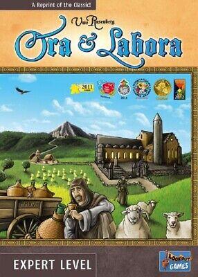 Lookoout Games New Ora /& Labora board game
