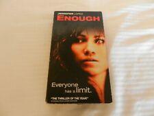 Enough (VHS, 2002)