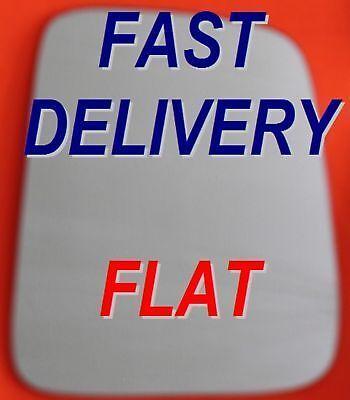 FIAT FIORINO MK2 97-08 DOOR WING MIRROR GLASS FLAT RIGHT OR LEFT