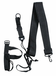 3-Point-Rifle-Sling-Military-Three-Point-Gun-Sling-Black-or-Coyote-Brown