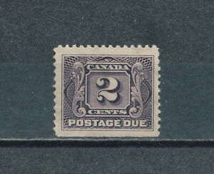 Canada   J2 Used, postage Due, 1906