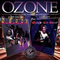 Ozone - Jump On It / Lil Suzy [new Cd] Uk - Import
