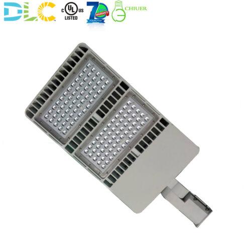 White LED Parking Lot Light Fixtures Auto Car Dealership Lighting 100W 200W 300W
