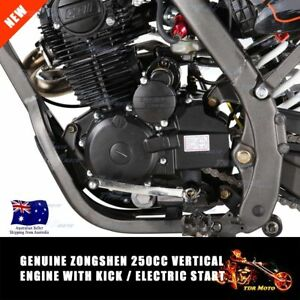 zongshen 250cc engine motor manual clutch pit trail dirt bike 1 down rh ebay com Zongshen Gs250 Zongshen 110