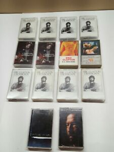 Lot-of-14-ERIC-CLAPTON-Classic-Cassette-Tapes