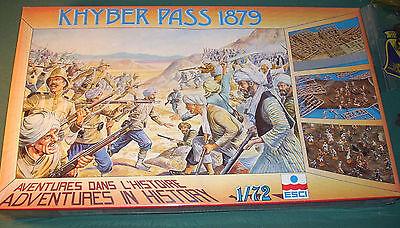 1/72 ESCI Custom Blend Khyber Pass 1879 Battle Set