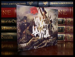 Viva-La-Vida-SIGNED-by-COLDPLAY-CHRIS-MARTIN-amp-JONNY-BUCKLAND-CD