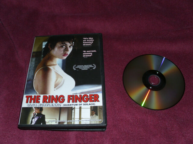 The Ring Finger DVD (Rare French With English Subtitles)--Olga Kurylenko