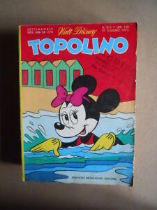 Discipliné Topolino N°813 [g454-4]