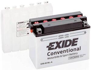 Batterie-Moto-Exide-Y50-N18L-A-E50-N18L-A-12V-20AH-260A-205X90X165-ACIDE-COMPRIS