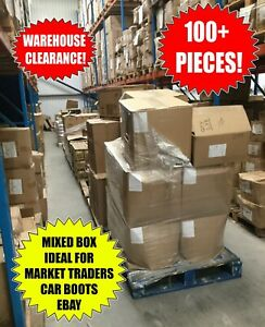 100-ITEMS-FOR-RESALE-WHOLESALE-JOB-LOT-IDEAL-FOR-CAR-BOOT-SALE-EBAY-AND-MARKETS