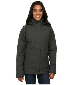 The-North-Face-Womens-Kalispell-Triclimate-Jacket-TNF-Black-Grey-Size-XS