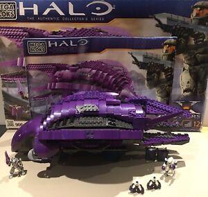 MEGA Bloks Halo Set 96941 patto PHANTOM 100% Completo & in Scatola
