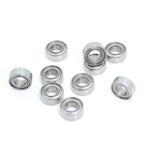 SMR63ZZ QTY 5 3x6x2.5 mm 440c Stainless Steel Ball Bearing Bearings MR63ZZ