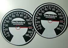 Slipmats Technics DMC Accelerator (1 Paar / 1 Pair) MTA Ltd Edition! NEU & OVP!