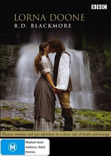 1 of 1 - Lorna Doone (DVD, 2007) R-4, LIKE NEW, FREE SHIPPING WITHIN AUSTRALIA