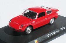 FIAT ABARTH 1000 BIALBERO 1962 RED AH38 1:43 NEW M4 METRO MODEL