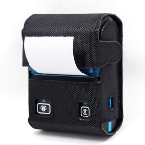 1-Piece-De-House-De-Rangement-Imprimante-Thermique-Bluetooth-58mm-Utiliser