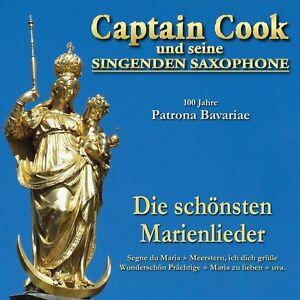 100-JAHRE-PATRONA-BAVARIAE-CAPTAIN-COOK-UND-SEINE-SINGENDEN-SAXOPHONE-CD-NEU