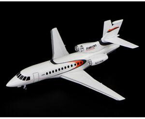 1-200-DASSAULT-FALCON-Response-900-Die-Cast-N217FR-Business-Airplane-Rare
