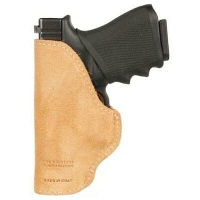 Tuckable Brown Leather Holster BLACKHAWK Size 03 Glock 26//27 Right Hand