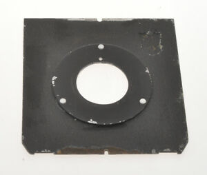Wista-lens-board-for-field-camera-4x5-9-4x9-9cm-hole-30mm-exc