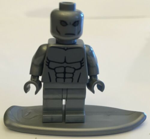 Silver Surfer For Lego Action Figure