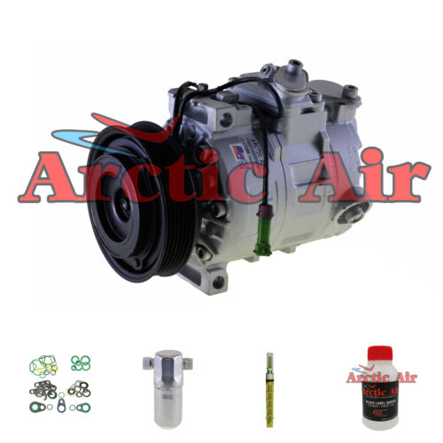 A//C Compressor Kit fits 1996-99 Audi A4//Quattro 1998-99 VW Passat 2.8L 78313