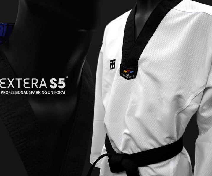 Mooto  WTF Extera S5 Taekwondo Uniform Korea Dobok Korean Tae Kwon Do  2018 latest