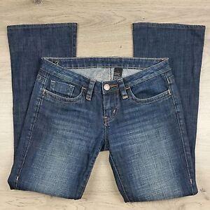 Buffalo-David-Bitton-Payton-Womens-Jeans-Size-28-Actual-W31-L30-F7