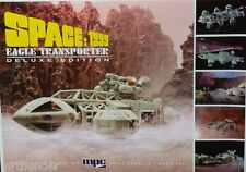 Gerry Anderson'S SPACE: 1999 Deluxe Edition EAGLE TRANSPORTER KIT MPC PLUS regali